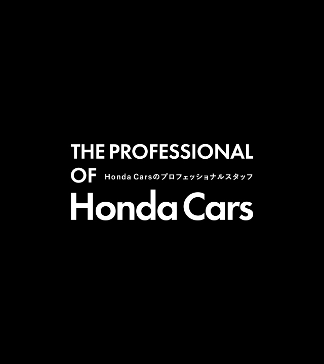 THE PROFESSIONAL OF HondaCars